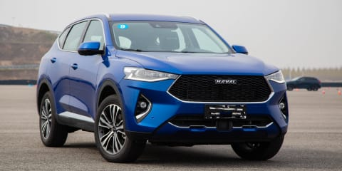 Haval design boss: Doubt Chinese cars at your peril