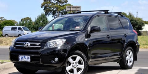 2008 Toyota RAV4 SX6 review