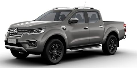 2019 Renault Alaskan: Updated Navara twin revealed