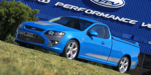 2008 FPV Utes Deliver High Performance
