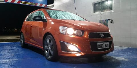 2016 Holden Barina RS review