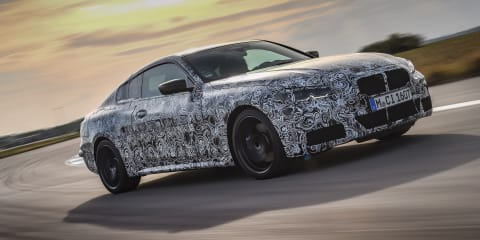 2021 BMW 4 Series review: Prototype test