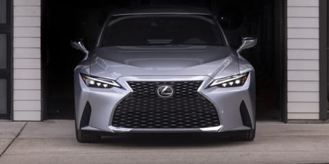 2021 Lexus IS price and specs: New-look sedan here from November