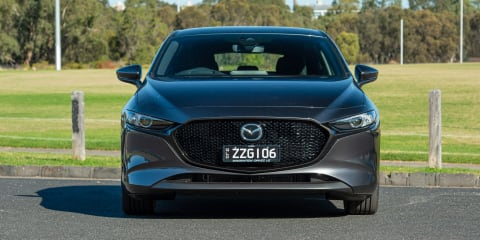2019 Mazda 3 G20 Evolve hatch review