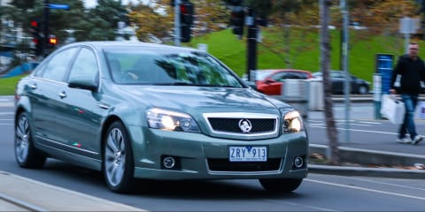 2016 Holden Caprice V : Major facelift looms, bigger V8 to be added, LPG V6 axed