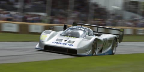 Sounds of the Goodwood Festival of Speed 2015