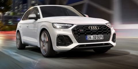 2021 Audi SQ5 TDI revealed, Australian launch timing confirmed