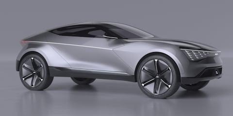 Kia Futuron concept revealed