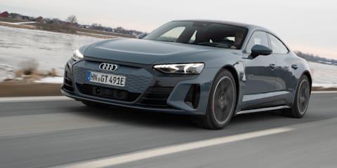2021 Audi RS E-Tron GT review