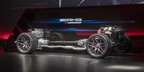 2022 Mercedes-AMG C63: 480kW four-cylinder hybrid future detailed