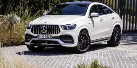 2021 Mercedes-Benz GLE Coupe, 2021 AMG GLE Coupe price and specs