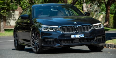 2019 BMW 530i sedan review