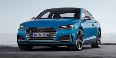 2019 Audi S5 TDI revealed, not for Australia