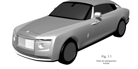 Rolls Royce Drophead: patent filing may have revealed new convertible