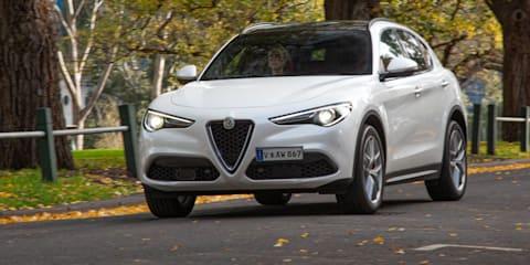 2019 Alfa Romeo Stelvio Ti review