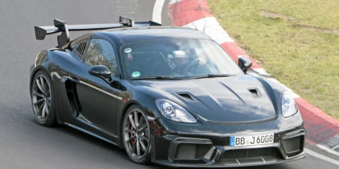 Porsche 718 Cayman GT4 RS could be a 373kW monster