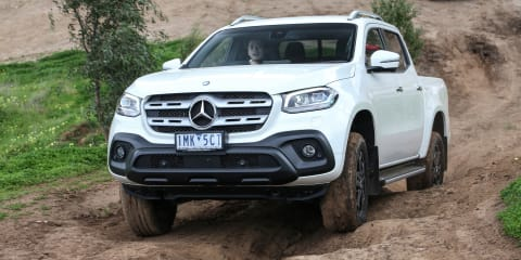 2019 Mercedes-Benz X-Class review: X250d Progressive