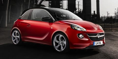 Opel Adam: stylish city car not for Oz