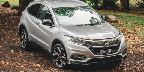 2021 Honda HR-V RS review