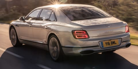 2020 Bentley Flying Spur Blackline Specification unveiled