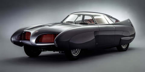 Design Review: Alfa Romeo BAT Prototypes by Bertone (1953-1955)