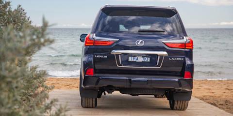 2020 Lexus LX450d review