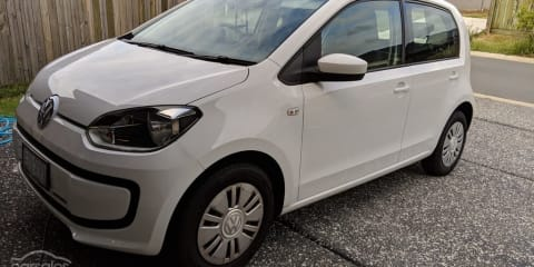 2013 Volkswagen Up! review