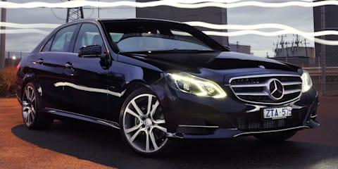 Mercedes-Benz E300 Hybrid: $108,900 diesel-electric luxury sedan arrives