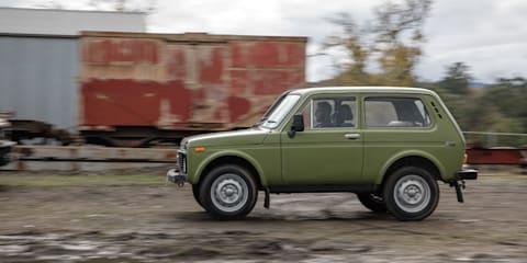 Project Cars: 1988 Lada Niva