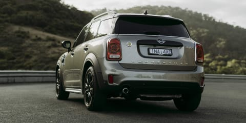 2019 Mini Countryman Plug-In Hybrid pricing and specs