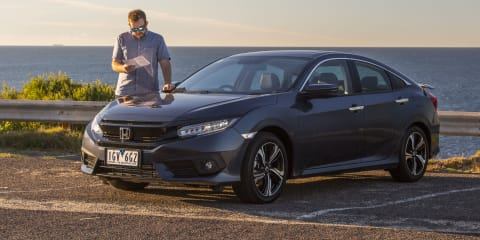 2016 Honda Civic RS Sedan Review