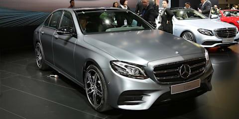 Mercedes-Benz E-Class : Detroit Auto Show 2016