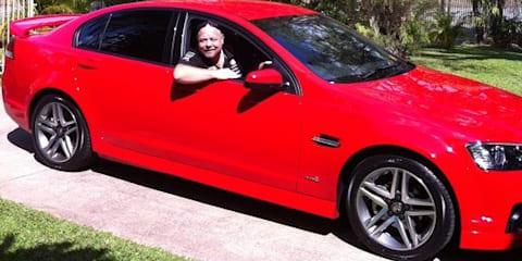2011 Holden Commodore SV6
