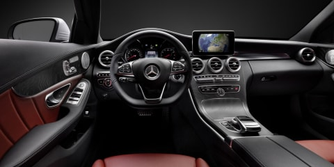 Mercedes-Benz C-Class interior styling, features revealed