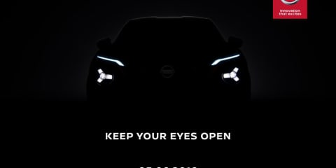 2020 Nissan Juke teased again