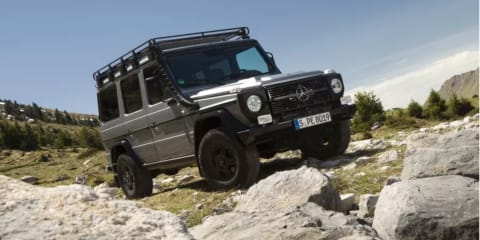 2011-2019 Mercedes-Benz G300 recalled with potential electrical fault