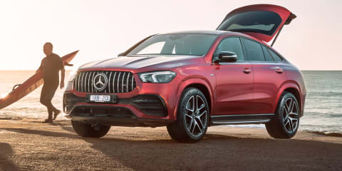 2021 Mercedes-AMG GLE53 Coupe review