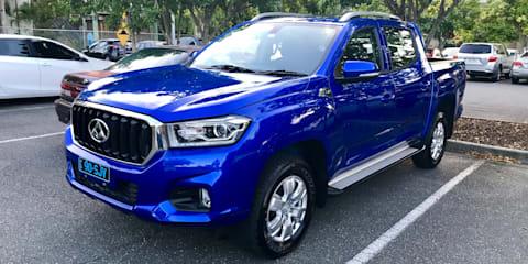 2018 LDV T60 Pro (4x4) review