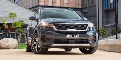 2021 Kia Seltos Sport+ AWD review