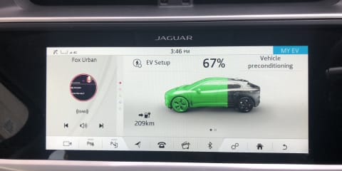 2019 Jaguar I-Pace SE long-term review: Infotainment and connectivity