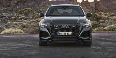 2020 Audi RS Q8 review