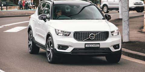 2021 Volvo XC40 Recharge long-term review: Around town