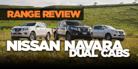 2018 Nissan Navara range review: Dual-cabs compared