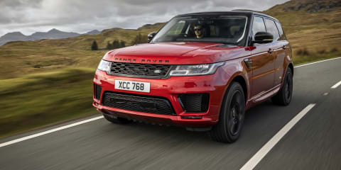 2021 Range Rover Sport HST diesel review: Ingenium inline-six
