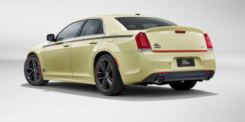 300 SRT Pacer: Chrysler Valiant tribute special revealed