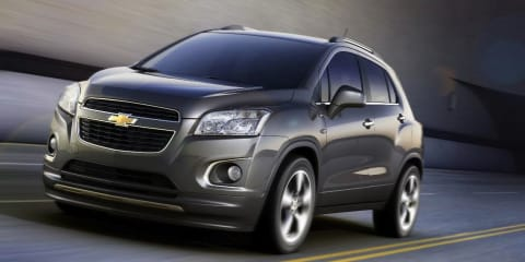Chevrolet Trax: first look at Holden small SUV