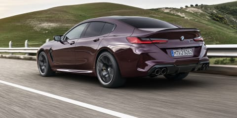 BMW M8 Gran Coupe revealed: Australian debut set for 2020