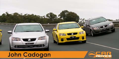 Holden Commodore E85 Video Review