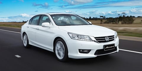 2013 Honda Accord: pricing and specifications