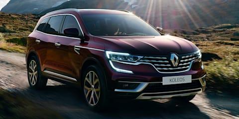 2021 Renault Koleos price and specs